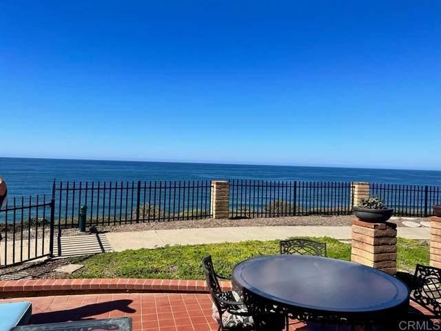 190 Del Mar Shores Terrace 35 & 36, Solana Beach, CA 92075 (#NDP2111862) :: Blake Cory Home Selling Team