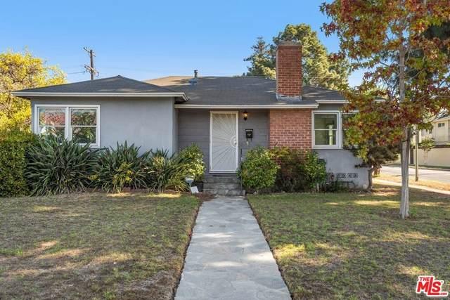 2752 Malcolm Avenue, Los Angeles (City), CA 90064 (#21796322) :: Mainstreet Realtors®