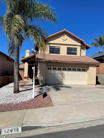 12016 Via Eucalipto, El Cajon, CA 92019 (#210029160) :: Blake Cory Home Selling Team