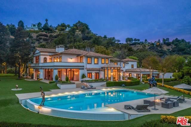 30 Beverly Park Terrace, Beverly Hills, CA 90210 (#21796472) :: Compass
