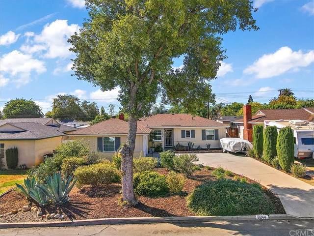 8244 Burgundy Avenue, Rancho Cucamonga, CA 91730 (#CV21230247) :: CENTURY 21 Jordan-Link & Co.