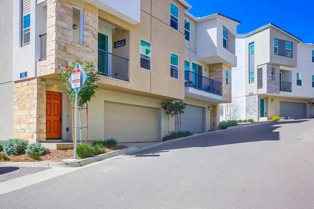 362 Fitzpatrick Road #101, San Marcos, CA 92069 (#NDP2111863) :: CENTURY 21 Jordan-Link & Co.