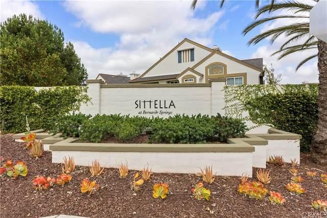 16940 Starling Sight #2, Rancho Bernardo, CA 92127 (#ND21230500) :: Robyn Icenhower & Associates