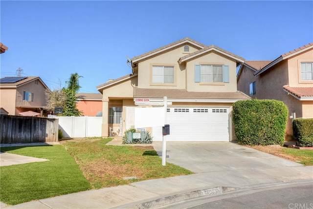 15638 Canterbury Court, Fontana, CA 92337 (#CV21230600) :: Blake Cory Home Selling Team
