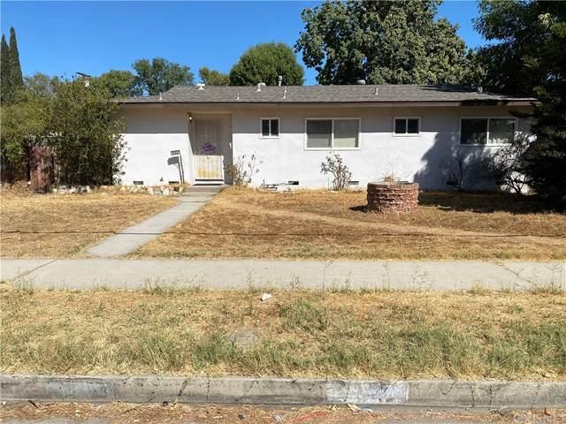 16447 Chatsworth Street, Granada Hills, CA 91344 (#SR21230620) :: Zen Ziejewski and Team