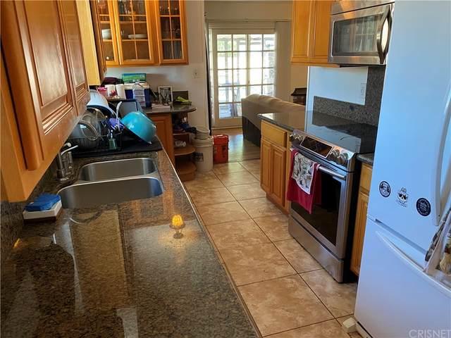 16447 Chatsworth Street, Granada Hills, CA 91344 (#SR21230620) :: Blake Cory Home Selling Team