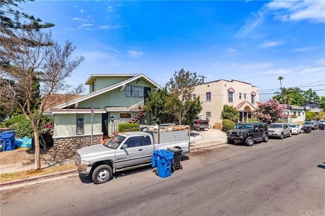 1301 W 42nd Street, Los Angeles (City), CA 90037 (#AR21230445) :: CENTURY 21 Jordan-Link & Co.