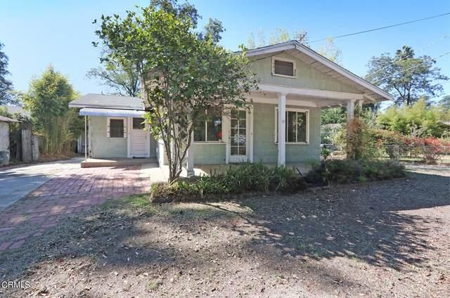 570 E Woodbury Road, Pasadena, CA 91104 (#P1-7123) :: Blake Cory Home Selling Team