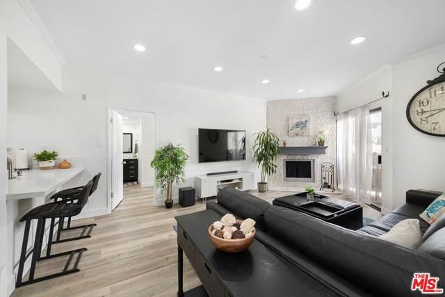 1665 Federal Avenue #302, Los Angeles (City), CA 90025 (#21777810) :: Team Tami