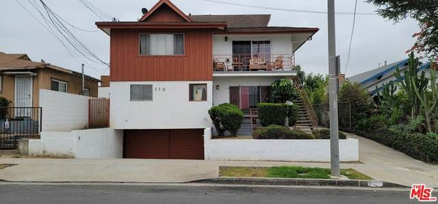 118 E Ivy Avenue, Inglewood, CA 90302 (#21796480) :: The M&M Team Realty