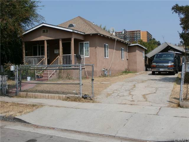 4041 Fisher Street, East Los Angeles, CA 90063 (#DW21229405) :: Dave Shorter Real Estate