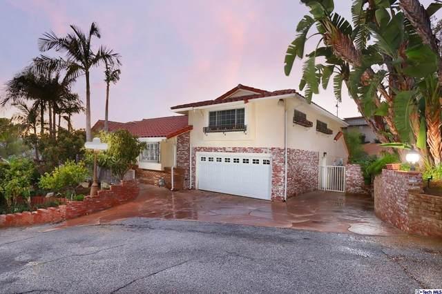 1665 Arbor Drive, Glendale, CA 91202 (#320008096) :: Blake Cory Home Selling Team