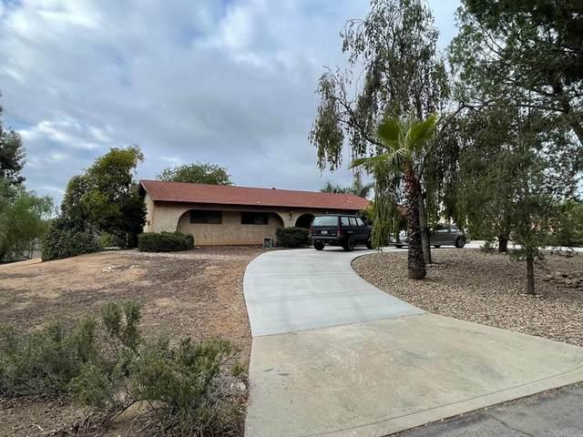 17349 Felipe Road, Ramona, CA 92065 (#NDP2111866) :: Swack Real Estate Group   Keller Williams Realty Central Coast