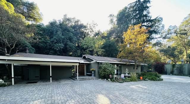 507 Seco Street, Pasadena, CA 91105 (#P1-7124) :: Blake Cory Home Selling Team