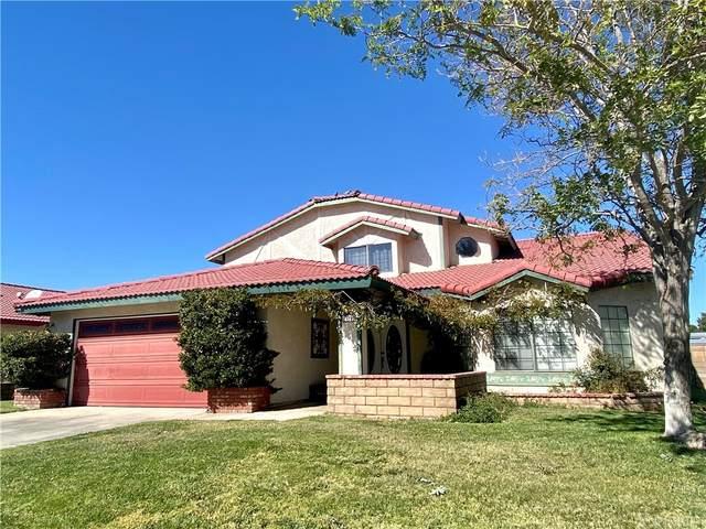 1343 Camran Avenue, Lancaster, CA 93535 (#SR21226686) :: Blake Cory Home Selling Team