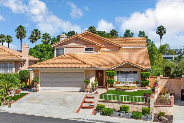 11071 Camino Abrojo, San Diego, CA 92127 (#OC21200735) :: Blake Cory Home Selling Team