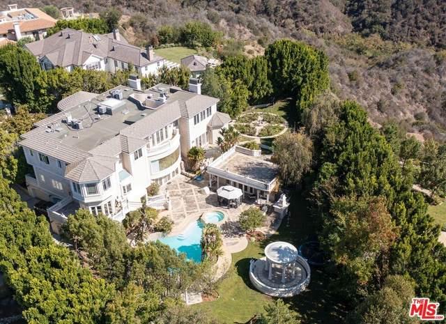 2243 Weybridge Lane, Los Angeles (City), CA 90077 (#21796378) :: Swack Real Estate Group | Keller Williams Realty Central Coast