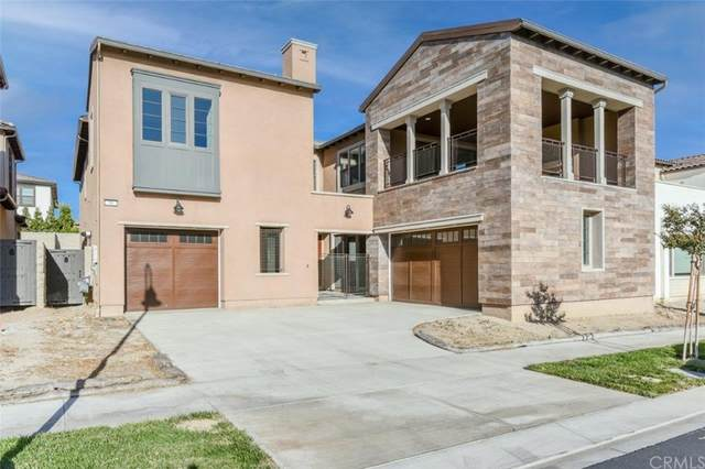 59 Bellatrix, Irvine, CA 92618 (#TR21229934) :: American Real Estate List & Sell