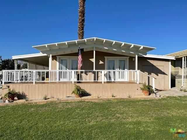 15500 Bubbling Wells Road #72, Desert Hot Springs, CA 92240 (#21796132) :: Zutila, Inc.