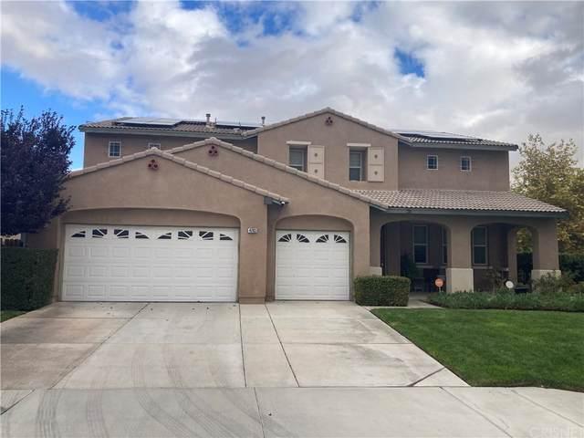 4783 W Avenue J2, Lancaster, CA 93536 (#SR21230700) :: Blake Cory Home Selling Team