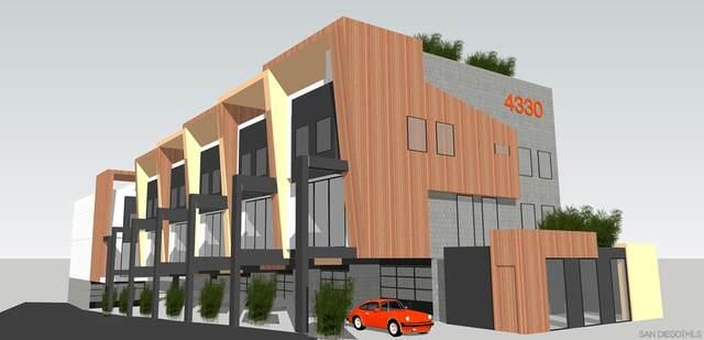 4330 Meade Ave, San Diego, CA 92116 (#210029163) :: Zutila, Inc.