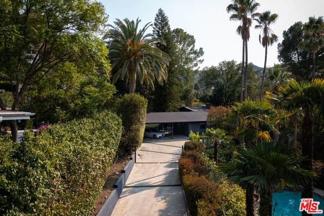 16666 Oldham Street, Encino, CA 91436 (#21778278) :: Blake Cory Home Selling Team