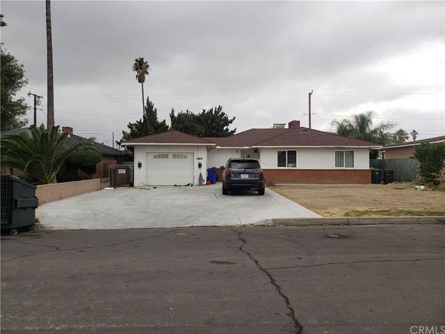8184 Sewell Avenue, Fontana, CA 92335 (#IV21230702) :: Blake Cory Home Selling Team