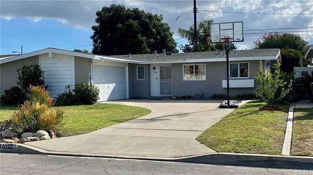 11032 Abbotsford Road, Whittier, CA 90606 (#DW21230305) :: Blake Cory Home Selling Team