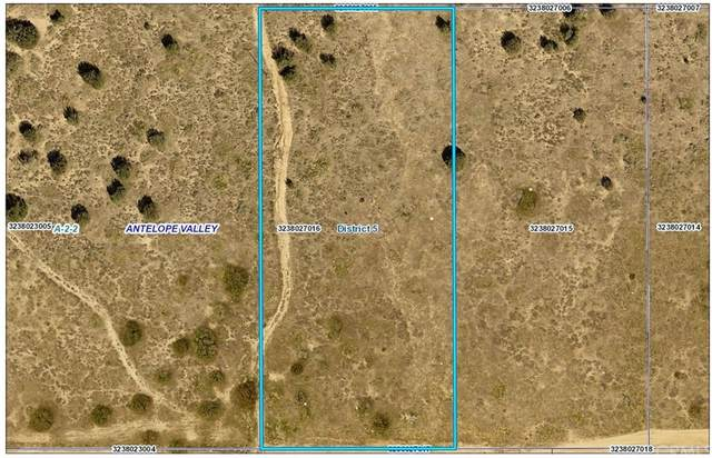 212 Vac/Cor Avenue D4/212 Stw, Lancaster, CA 93536 (#RS21230804) :: Blake Cory Home Selling Team