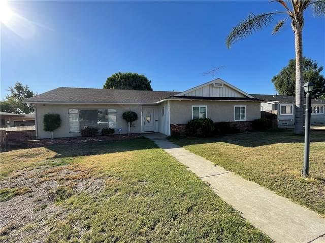 1351 N San Antonio Avenue, Pomona, CA 91767 (#CV21230815) :: Blake Cory Home Selling Team