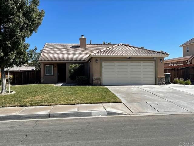 14547 Palm Street, Adelanto, CA 92301 (#SW21230819) :: Blake Cory Home Selling Team