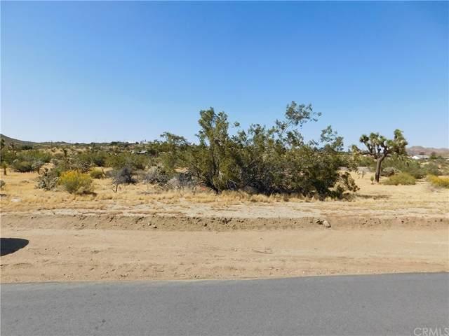 59060 Barron Drive, Yucca Valley, CA 92284 (MLS #IG21230297) :: ERA CARLILE Realty Group
