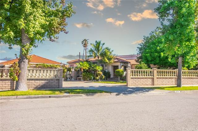 2809 W Norwood Place, Alhambra, CA 91803 (#PW21230841) :: Blake Cory Home Selling Team