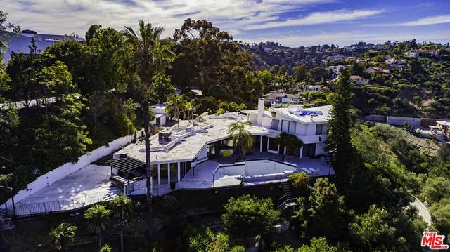 960 Stradella Road, Los Angeles (City), CA 90077 (#21795538) :: Swack Real Estate Group | Keller Williams Realty Central Coast