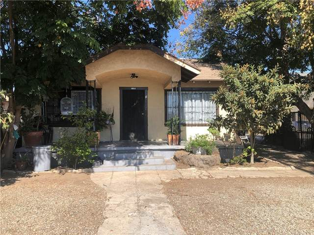 1037 W 90th Street, Los Angeles (City), CA 90044 (#CV21230849) :: RE/MAX Freedom