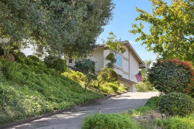4110 Palm Tree Court, La Mesa, CA 91941 (#PTP2107302) :: Swack Real Estate Group | Keller Williams Realty Central Coast