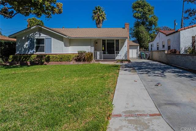 4595 Rosewood Place, Riverside, CA 92506 (#IV21230853) :: McKee Real Estate Group Powered By Realty Masters & Associates
