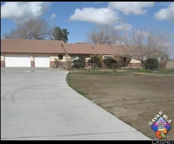 9585 E Avenue H, Lancaster, CA 93535 (#SR21230891) :: Blake Cory Home Selling Team