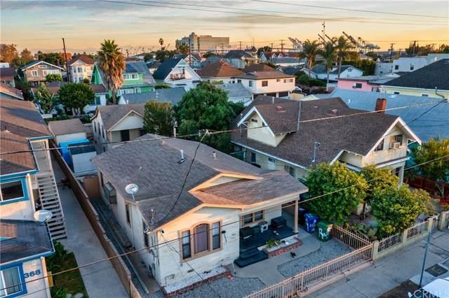 362 11th Street, San Pedro, CA 90731 (#SB21229933) :: The Kohler Group