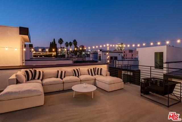 6533 Lexington Avenue, Los Angeles (City), CA 90038 (#21795908) :: Latrice Deluna Homes