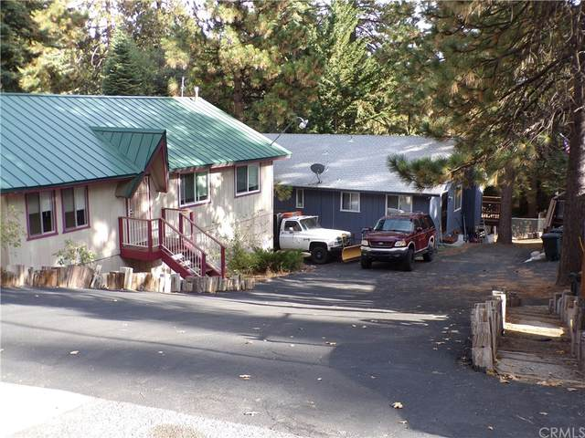 31133 Outer Highway 18, Running Springs, CA 92382 (#EV21230957) :: Latrice Deluna Homes