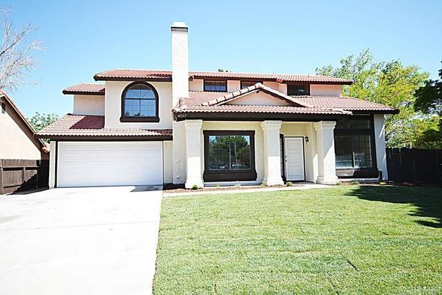 4557 Portland Avenue, Palmdale, CA 93552 (#SR21230970) :: McKee Real Estate Group Powered By Realty Masters & Associates