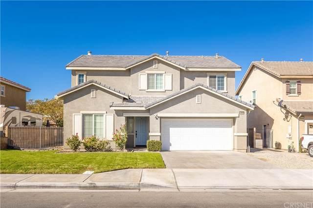 43923 Marbella Street, Lancaster, CA 93536 (#SR21231009) :: Blake Cory Home Selling Team