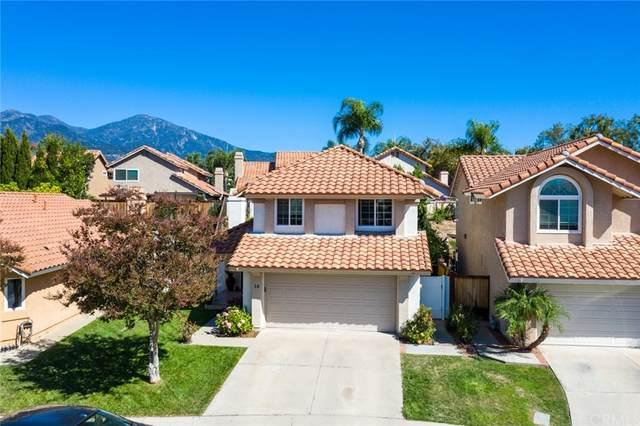 18 Los Abitos, Rancho Santa Margarita, CA 92688 (#OC21231015) :: American Real Estate List & Sell