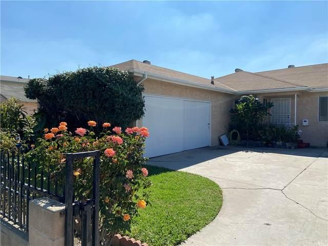 4270 Walnut Street, Bell, CA 90201 (#PW21231021) :: CENTURY 21 Jordan-Link & Co.