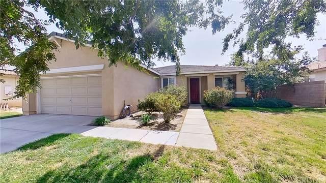 1034 E Avenue K11, Lancaster, CA 93535 (#SR21231017) :: Blake Cory Home Selling Team