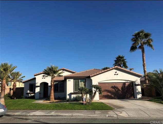 48096 Chandler Court, Indio, CA 92201 (#SW21230220) :: Necol Realty Group