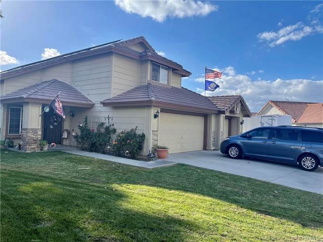 2134 Wente Court, San Jacinto, CA 92583 (#SW21231029) :: McKee Real Estate Group Powered By Realty Masters & Associates