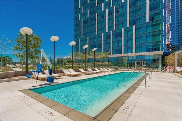 900 W Olympic Boulevard 45D, Los Angeles (City), CA 90015 (#AR21231038) :: CENTURY 21 Jordan-Link & Co.