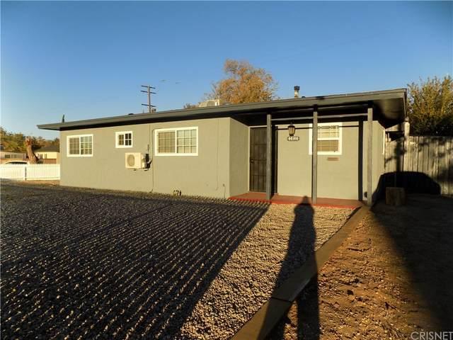 44144 3rd Street E, Lancaster, CA 93535 (#SR21231044) :: Powerhouse Real Estate